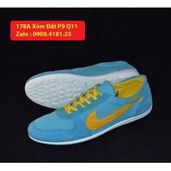 Giày thể thao nam xanh dương
