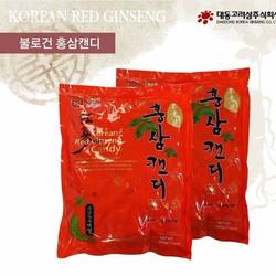 Kẹo hồng sâm Daedong Hàn Quốc gói 500g