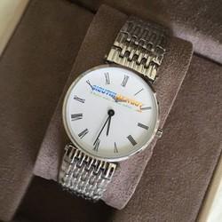 Đồng hồ nam mặt tròn sang trọng 20020