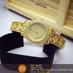 Đồng hồ nữ đính hạt