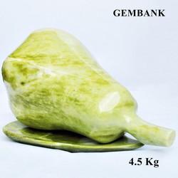 Đu Đủ Tài Lộc Đá Tự Nhiên Nguyên Khối 4.5kg