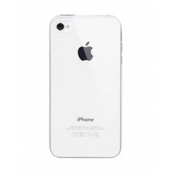 Ốp lưng silicon trong cho iphone 4, 4s