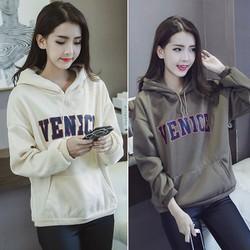 Áo khoác hoodie chùm đầu cá tính - 5628 - Hàng Nhập