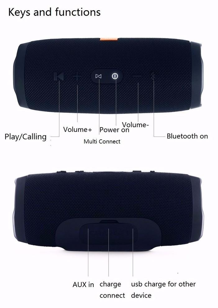 Loa Bluetooth Charge 3 3