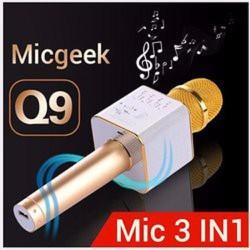 mic karaoke q9