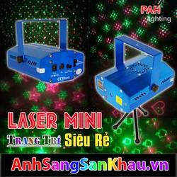 Đèn Laser Mini Giá Rẻ Trang Trí Phòng Karaoke - GIA ĐÌNH