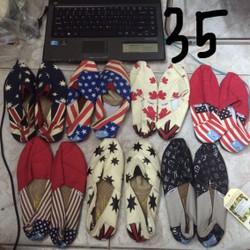 giày toms giá rẻ - 100k