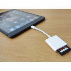 Cáp Lightning to SD Card Camera Reader