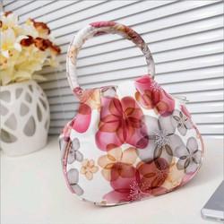 Túi xách nữ in hoa-SRTX2