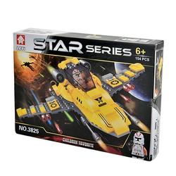 Hộp đồ chơi lắp ghép mô hình lego loại lớn - Tàu bay phản lực