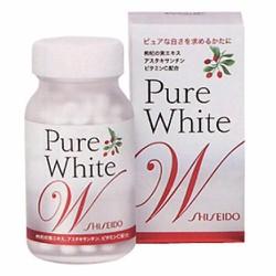 Shiseido Pure White 270 viên - loại mới
