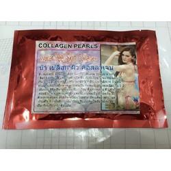 nước lột trắng da collagen bong mảng to bự và dày thái lan - HX1722