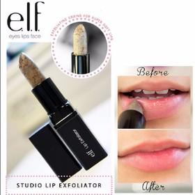 Tẩy da chết môi ELF chiết xuất đường đen từ Mỹ - 609332825109