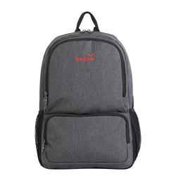 Balo laptop Balos Wiktor Backpack Grey-Black
