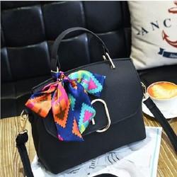 [HÀNG ĐẸP] Túi xách công sở nữ kèm khăn TX11