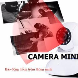 Camera mini không dây ip thông minh