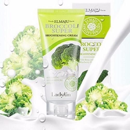 Kem dưỡng trắng da chiết xuất bông cải xanh Ladykin Hàn Quốc - 4154522 , 4877633 , 15_4877633 , 135000 , Kem-duong-trang-da-chiet-xuat-bong-cai-xanh-Ladykin-Han-Quoc-15_4877633 , sendo.vn , Kem dưỡng trắng da chiết xuất bông cải xanh Ladykin Hàn Quốc