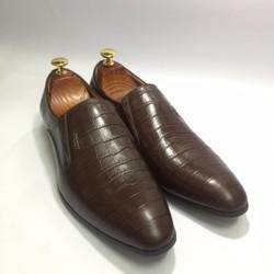 Giày da nam cao cấp, da bò thật nguyên miếng,sang trọng, đẳng cấp