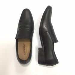 Giày da nam cao cấp da bò thật sang trọng lịch lãm