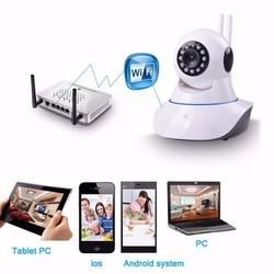 Camera mini thông minh wifi không dây