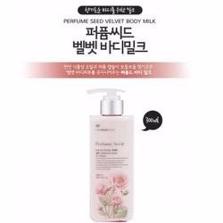 Dưỡng thể Perfume Seed Velvet-Body Milk The Faceshop