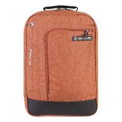 Balo laptop Simplecarry E-City Brown