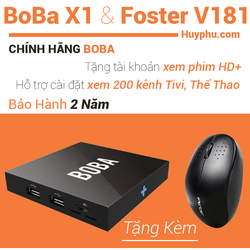 Android TV Box Boba X1 giá rẻ ở đâu Lazada