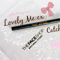 CHÌ KẺ MẮT THEFACESHOP LOVELY MEEX CATCH MY EYELINER