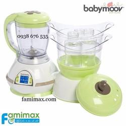 Máy chế biến thức ăn 5 trong 1 Babymoov NutriBaby