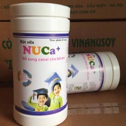 Nuca+ 800gr Bổ sung Canxi cho trẻ em và người lớn