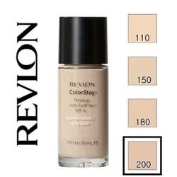 Kem Nền Che Khuyết Điểm RevlonL Colorstay 24h
