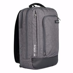 Balo Simplecarry M-City màu xám Grey