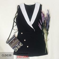 Set bộ vest ngắn