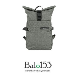 Balo153-Balo du lịch  Simplecarry Easy Open 2 Grey