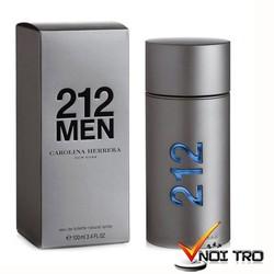 NƯỚC HOA NAM 212 MEN CHAI 100ML