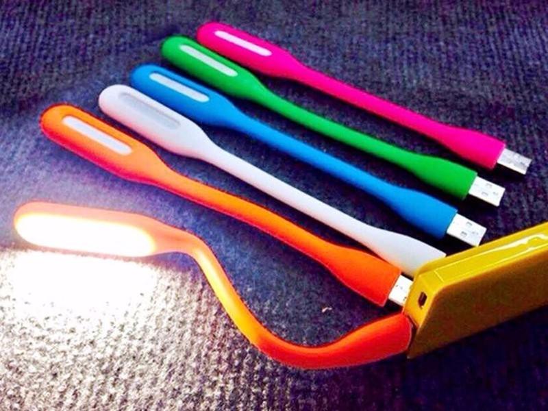 5 ĐÈN LED DẺO USB 3
