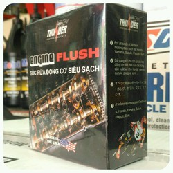 COMBO5 Power Booster và Engine Flush