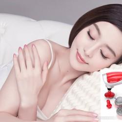 Giảm béo toàn thân với máy massage cầm tay 10 đầu