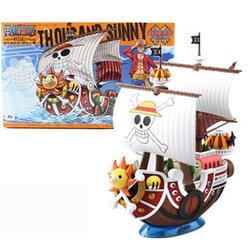 Mô hình thuyền Tàu Thousand Sunny mũ rơm luffy one piece