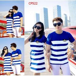 CP522 Set nguyên bộ couple mỏ neo nam nữ