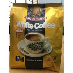 Cà phê trắng White coffee - Aik Cheong Malaysia