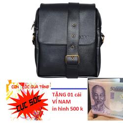 [Freeship] Túi đeo chéo nam nữ đựng Ipad - DA CAO CẤP