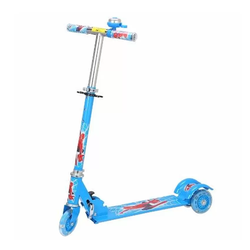 Xe scooter 3 bánh, có chuông