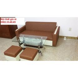 Trọn bộ sofa 4 món giá chỉ 4,5 triệu