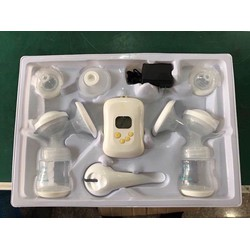 Máy hút sữa điện đôi Kichilachi Nhật Bản