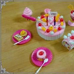 Bộ đồ chơi bánh sinh nhật