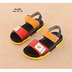 Dép sandal cho bé trai 1 - 3 tuổi QH7