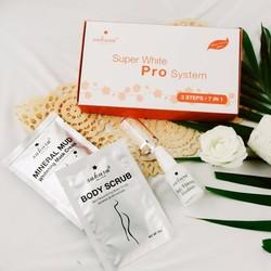 Kem tắm trắng cao cấp Sakura Super White Pro System