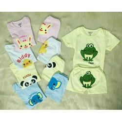 set 5 bộ từ sơ sinh đến 12 tháng cho bé