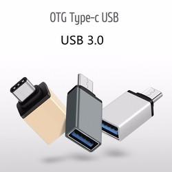 ĐẦU CHUYỂN OTG TYPE-C USB 3.0